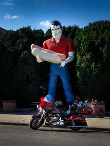 Bunyon Statue, Atlanta, IL