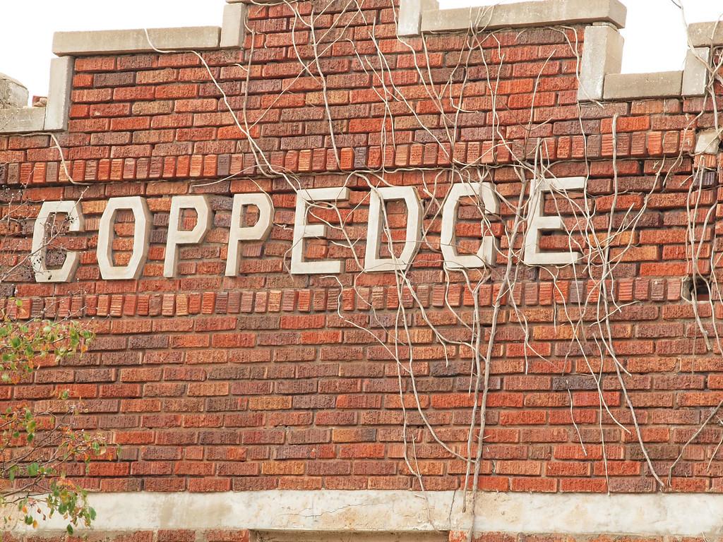 Coppedge Building<br /> Old US-66<br /> Depew, Oklahoma