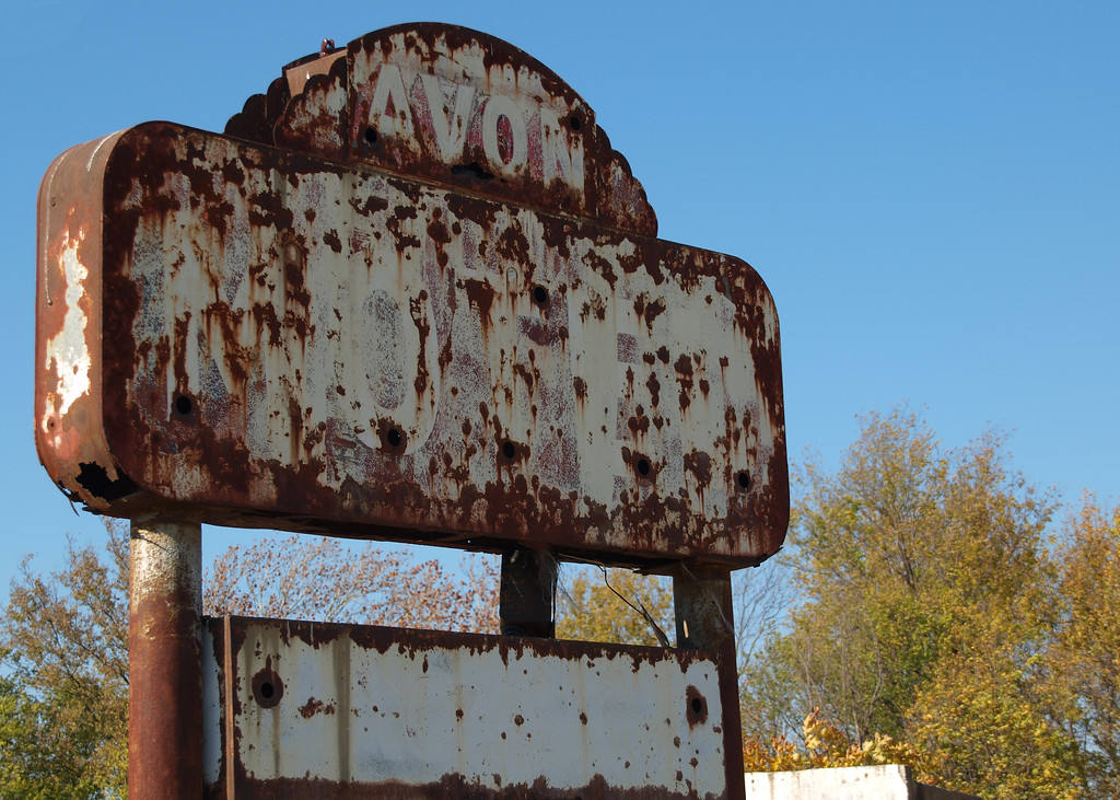 Avon Motel of Yesteryear - Afton, Oklahoma