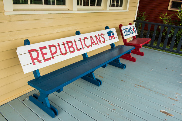 Not much Room for Democrats in Red Oak II