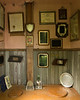 Interior of Lowell Davis' Office, Red Oak II