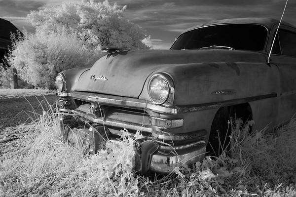 1950's Chrysler at Red Oak II