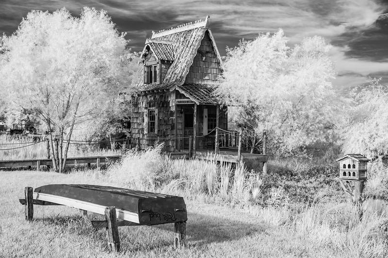 Otis Cabin at Red Oak II view 2