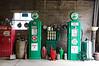 Vintage Sinclair Pumps