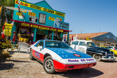 Route 66 Patriot