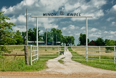 Windy Knoll Route 66