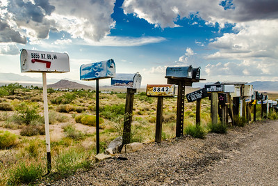 Antares Road Mailboxes