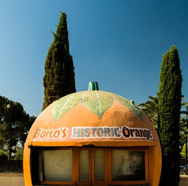 Bono's Orange Stand