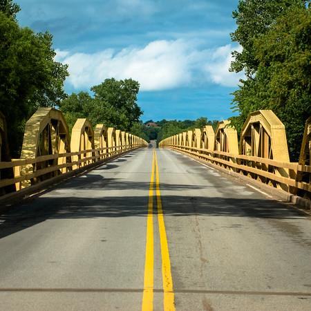 The South Canadian River Bridge 75186