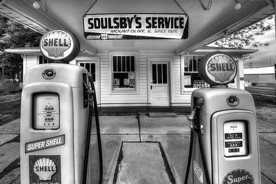 Soulsby's Service Station