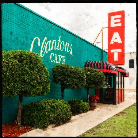 Clanton's Cafe