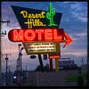 Desert Hills Motel Sign