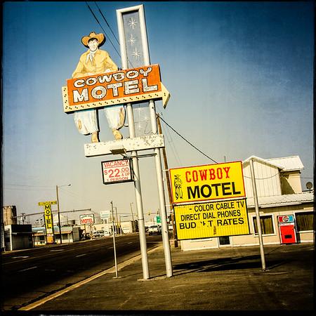 Cowboy Motel