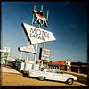 Motel Safari By Day