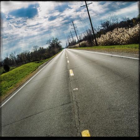 Route 66 Near Braidwood Il