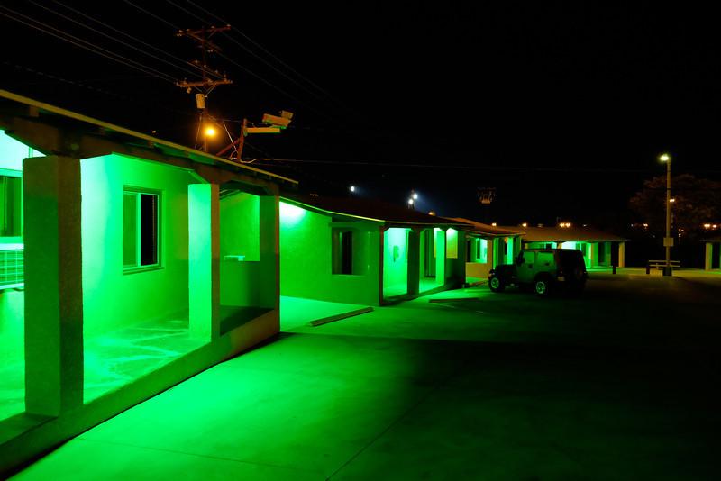 Motel 66, Barstow