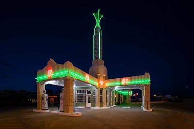 Conoco Tower Station/U-Drop Inn