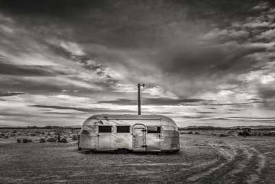 Route 66. Newberry Springs CA. 2013