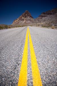 Route 66 through Arizona, USA
