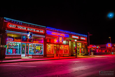 """Get your Kicks on Route 66,"" Route 66, Arizona"