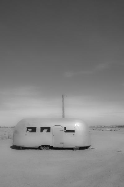 A recreational vehicle