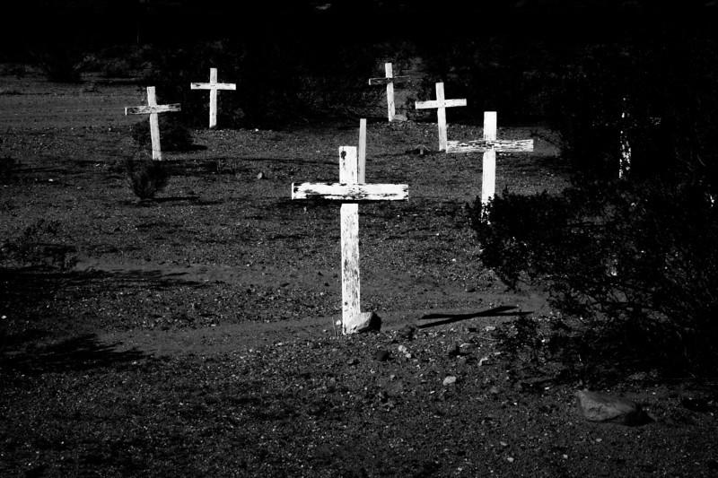 Daggett Pioneer Cemetery