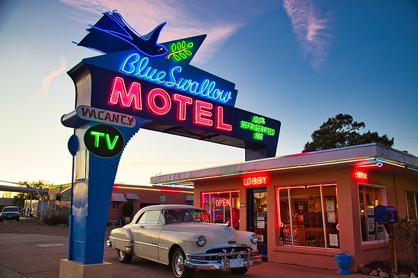 Blue Swallow Motel 1