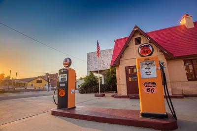 Baxter Springs Route 66 Kansas