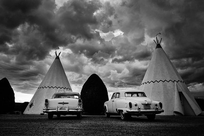 Wigwam Motel - Arizona