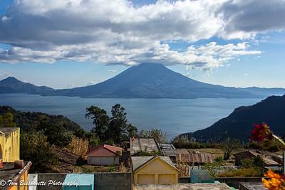 Lake Atitlan, Solola, Guatemala.