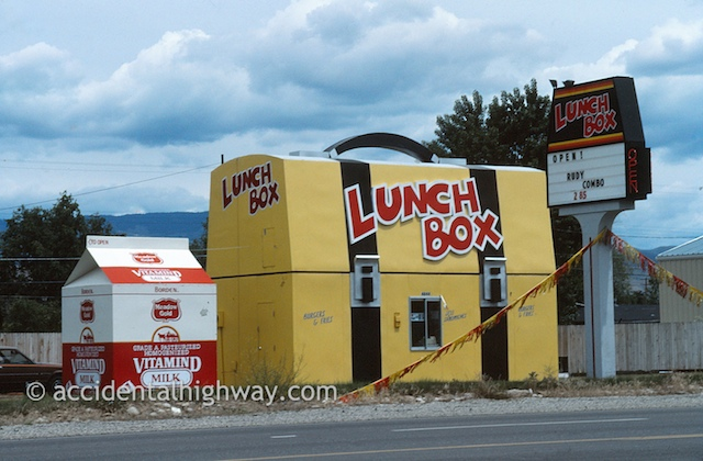 Lunch Box<br /> Boise, Idaho<br /> <br /> © jan albers | all rights reserved