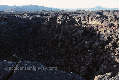 Craters of the Moon National Monument Idaho  © jan albers | all rights reserved
