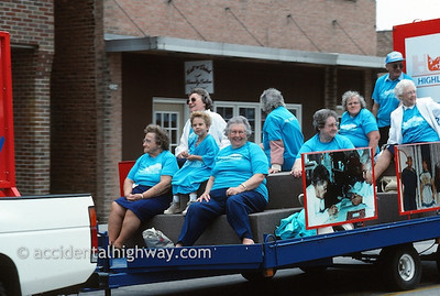 Father's Day Parade Freeport, Illinois  © jan albers | all rights reserved