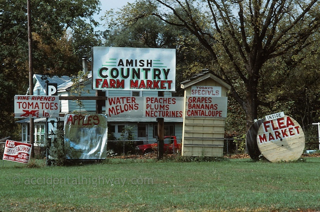 Amish Contry Farm Market<br /> LeGrange, Indiana<br /> <br /> © jan albers | all rights reserved