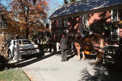 Longfellow's Wayside Inn Sudbury, Massachusetts  © jan albers | all rights reserved