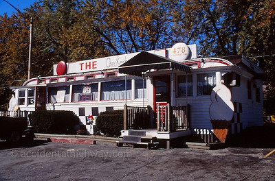 The Checkerboard Diner Pittsfield, Massachusetts  © jan albers | all rights reserved