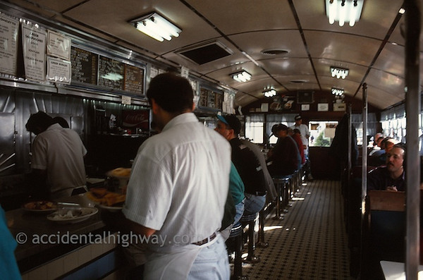 Wilson's Diner<br /> Waltham, Massachusetts<br /> © jan albers | all rights reserved