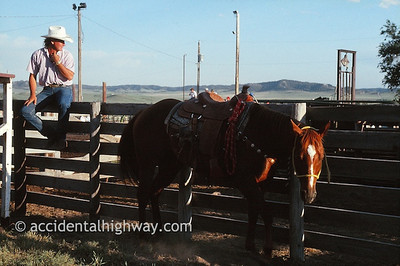 Outside Fort Robinson  © jan albers   all rights reserved