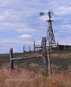 Nebraska Skyline  © jan albers   all rights reserved