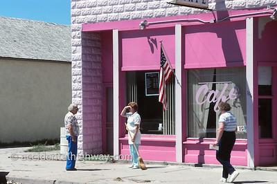 Hay Springs, Nebraska  © jan albers   all rights reserved