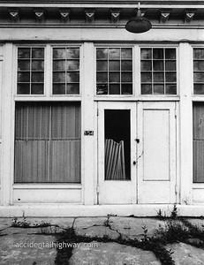 Before the Resurgence Sharon Springs, New York  © karen e. titus   all rights reserved