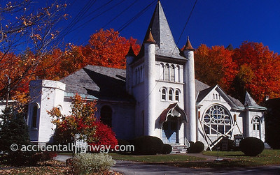 Nassau Reform Church Cherry Valley Area, New York  © jan albers   all rights reserved