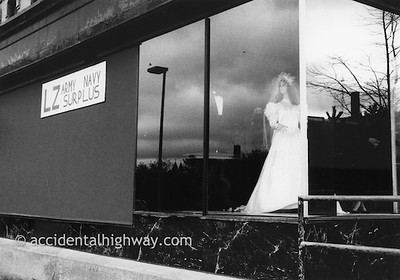 Surplus Bride Westfield, NY  © karen e. titus   all rights reserved