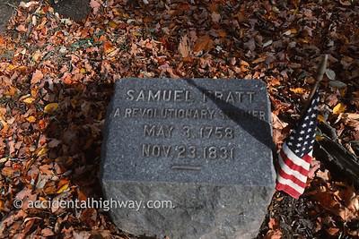Revolutionary War Cemetery Darien, New York  © jan albers   all rights reserved