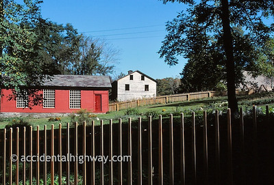 Shaker Village  © jan albers   all rights reserved