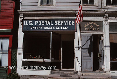 Cherry Valley, New York  © jan albers   all rights reserved