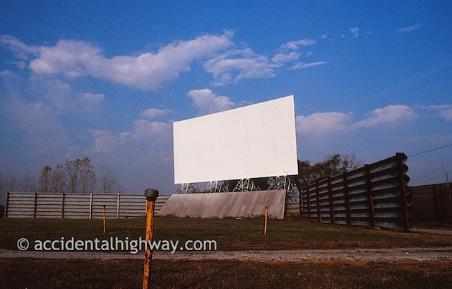 Drive-In, Drive On<br /> Woodville, Ohio<br /> <br /> © jan albers   all rights reserved