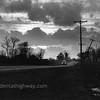 Evening Lights<br /> Northwest, Ohio<br /> <br /> © karen e. titus | all rights reserved