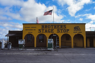 Brothers Stage Stop Brothers, Oregon  © jan albers   all rights reserved