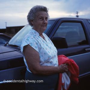Helen Davis Burns, Oregon  © jan albers   all rights reserved